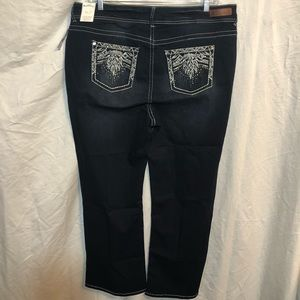 Wildflowers Jeans luscious curvy boot cut size 22